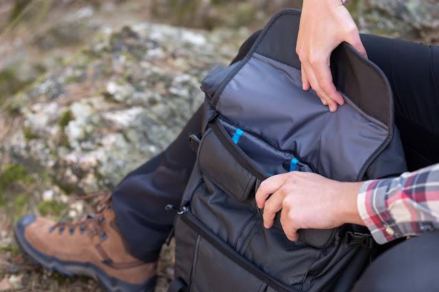 Thule Covert DSLR Rolltop Backpack Fotorucksack 03
