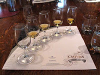 chivas regal tasting