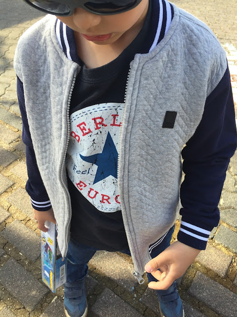 Tumble `N Dry Outfit für Jungs