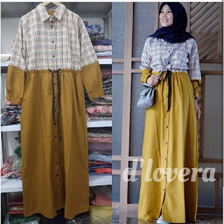 AQILA DRESS GOLD