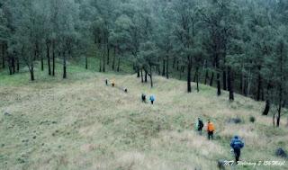 Jalur Pendakian Gunung Arjuno Welirang