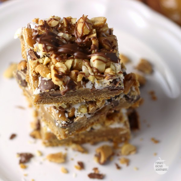 Skippy Peanut Butter Magic Cookie Bars