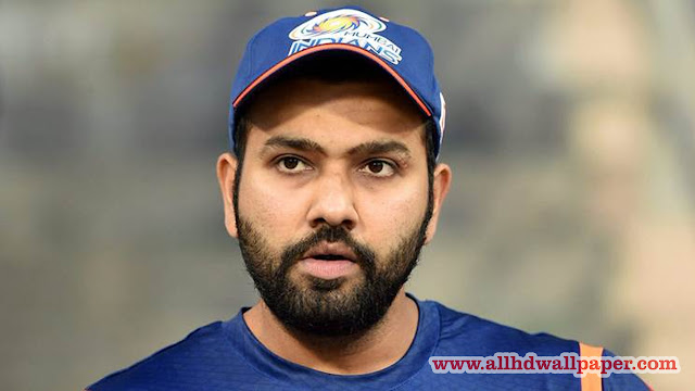 Mumbai Indian Captain Rohit Sharma