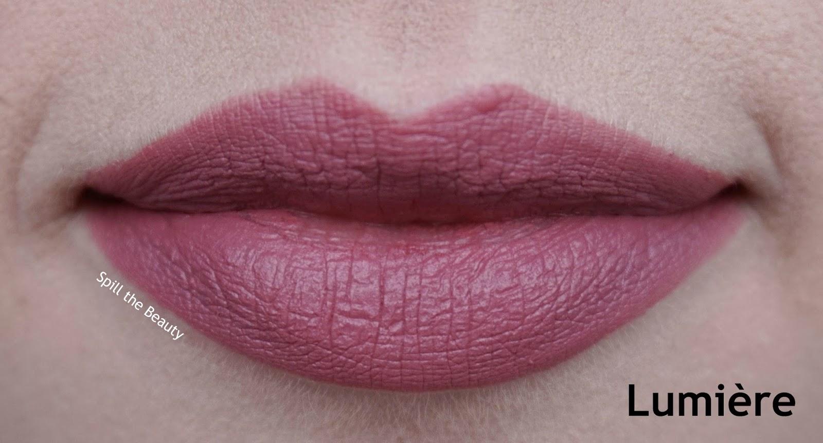colourpop lippie stix review swatches 4 lumiere - lips