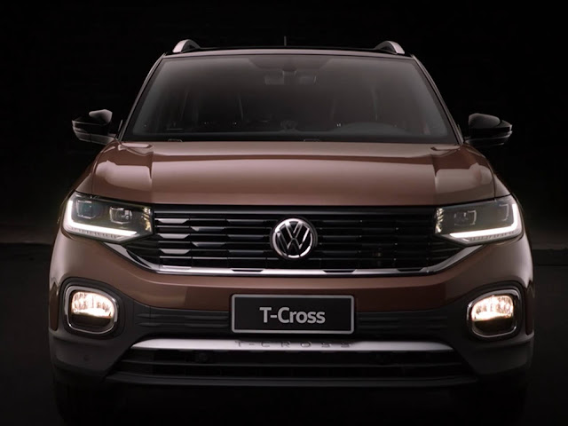 Novo VW T-Cross - Deborah Secco