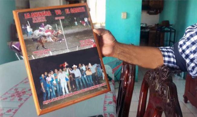 """LAS """"CARRERAS de CABALLOS' ACABARON con VILLARIN y la """"CHISPA Z-14"""", otro ex-militar convertido a Capo"""