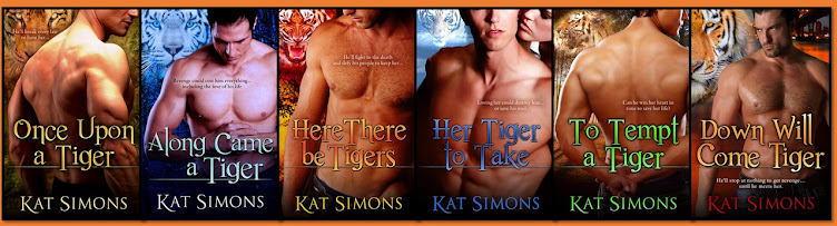 The Tiger Shifters Series