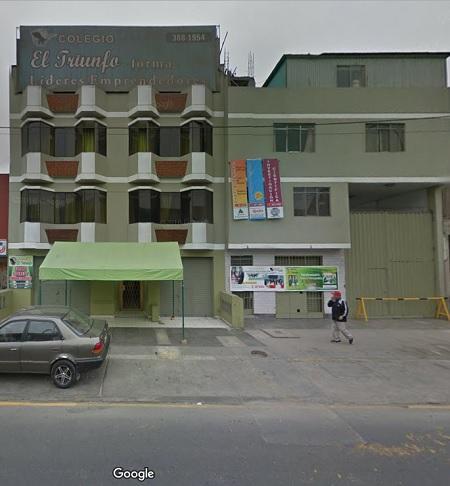 Escuela EL TRIUNFO - San Juan de Lurigancho