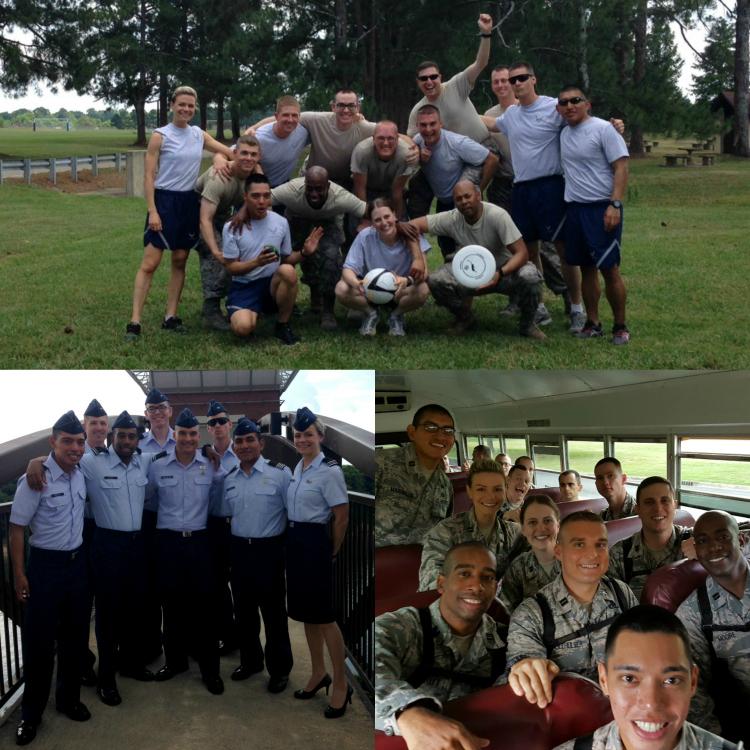 Officer Training School, Air Force OTS Detachment 12