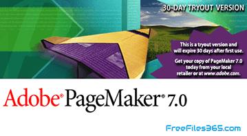 Download Adobe PageMaker 7.0.1