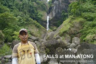 Falls at Man-atong