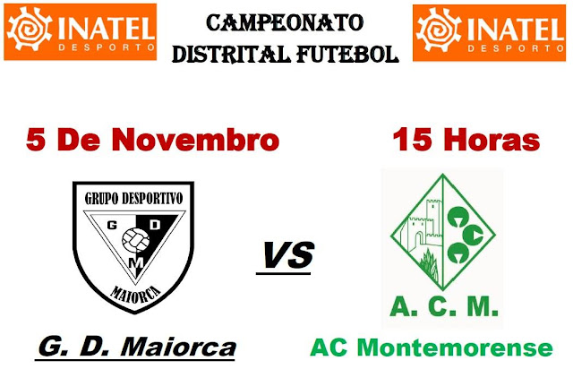 GD Maiorca vs AC Montemorense