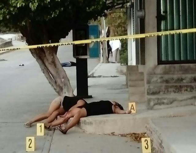 """Tres ejecutados en la """"Rufo"""" de Acapulco"""