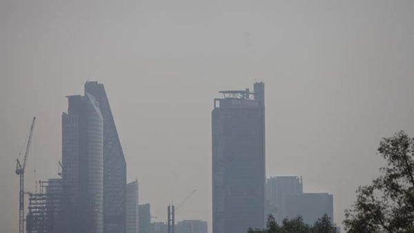 Continúa emergencia ambiental en Valle de México por contaminación