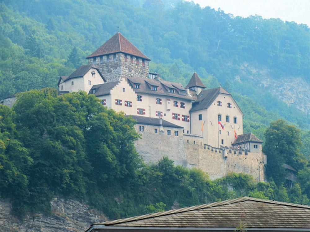 Vaduz Castle, Germany
