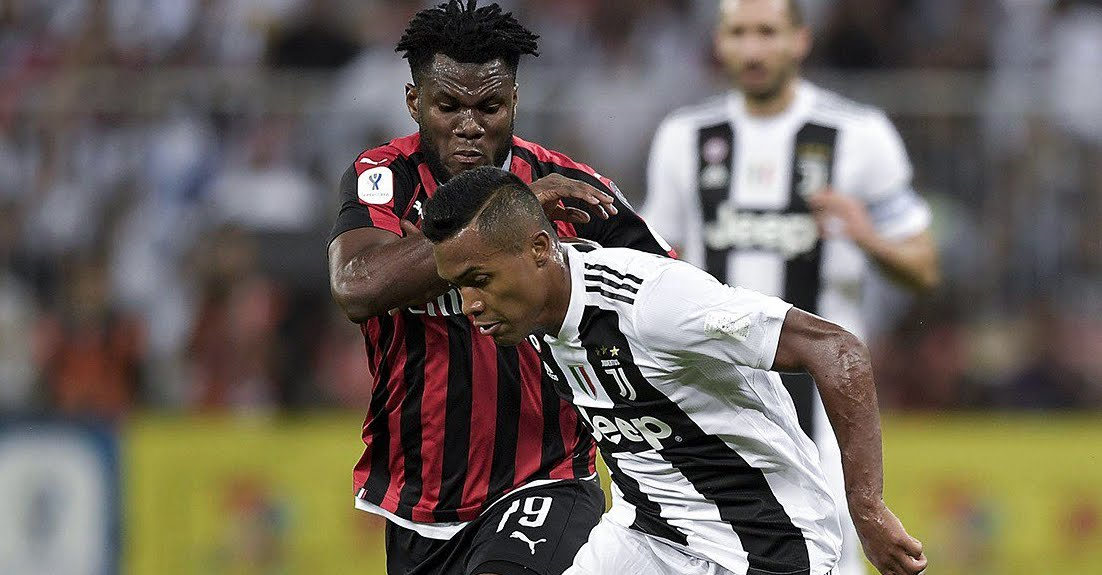 Diretta JUVENTUS MILAN Rojadirecta Supercoppa 2019 Streaming Gratis Rojadirecta e in chiaro su Rai Uno e Rai Play.