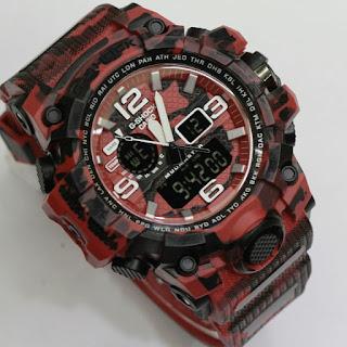 Harga Jam Tangan G shock merah