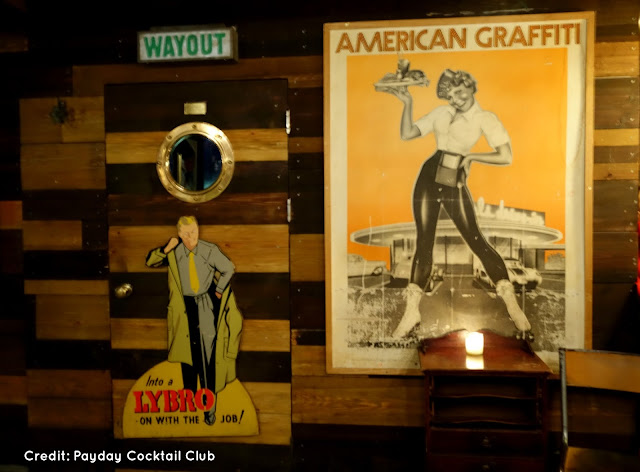 The Mayor of Scaredy Cat Town Cocktail Bar Review