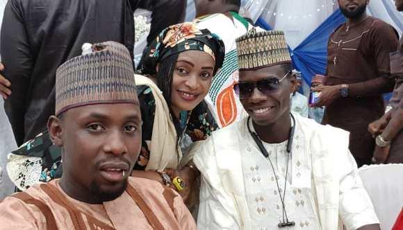 Umar m shariff, ado gwanja,  nazir sarkin waka,  Music : Audio Gwanja Ft Danko X Chizo X Oli X Sisqo -Zance.