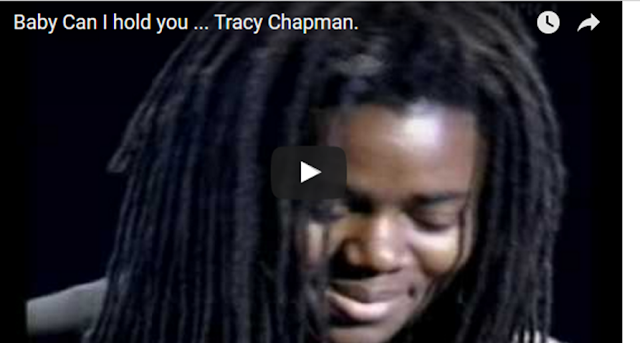 imagen Baby Can I hold you  Tracy Chapman.