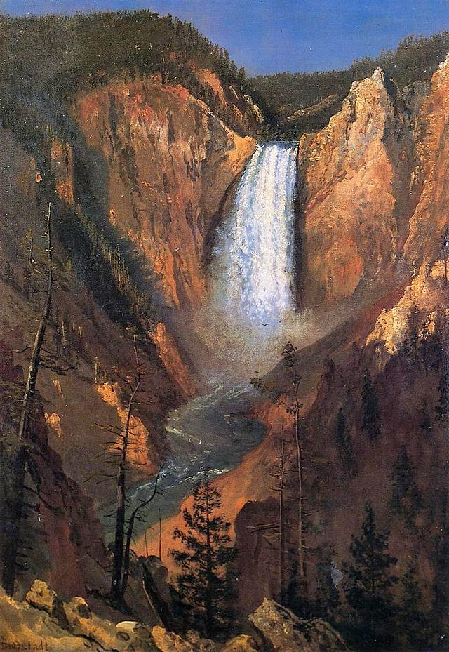 Wild West History: Yellowstone National Park: Early ... First Photographs Of Yellowstone