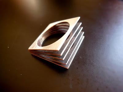 ring 8 - 10 Anéis para apaixonadas por livros