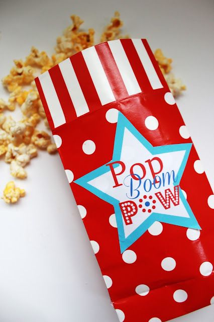 printable popcorn treats