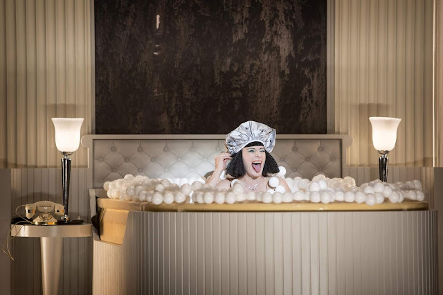 Oscar Straus: The Pearls of Cleopatra - Komische Oper, Berlin (Photo: Iko Freese/drama-berlin.de)