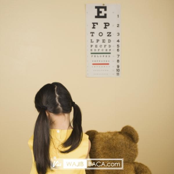 Bunda Wajib Kenali Penyakit Mata Malas Pada Anak, Ini Caranya!