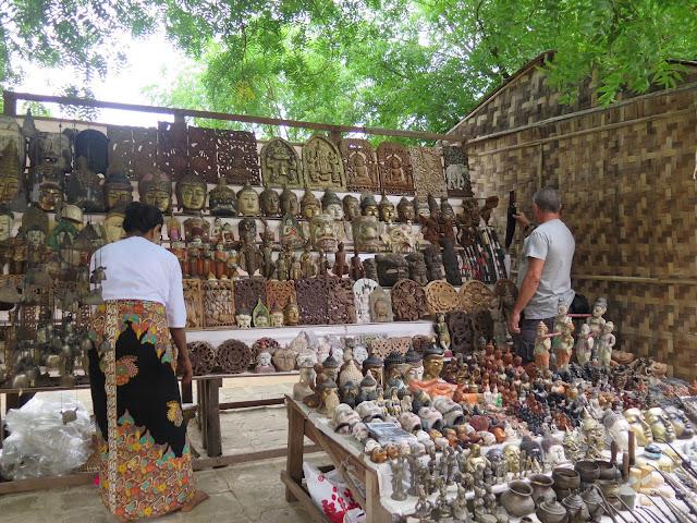 Souvenirs de Bagán
