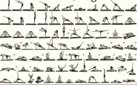Yoga Lab Iniciacion To Vinyasa Flow In Barcelona