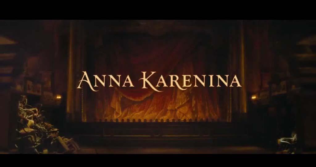Title Shot for Anna Karenina