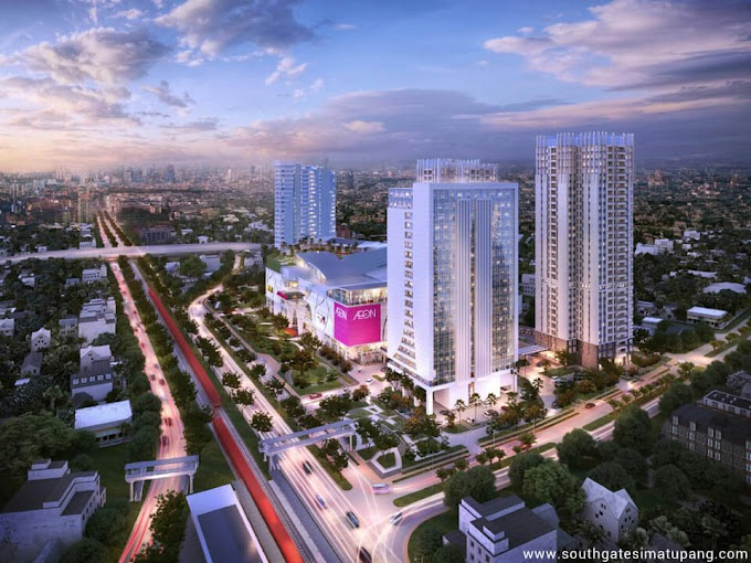 Dijual Apartemen Southgate Residence Jakarta Tower PRIME