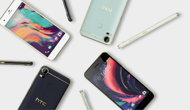 Upcoming HTC Desire 12 to Offer 18:9 Display, MediaTek SoC, & 2GB RAM