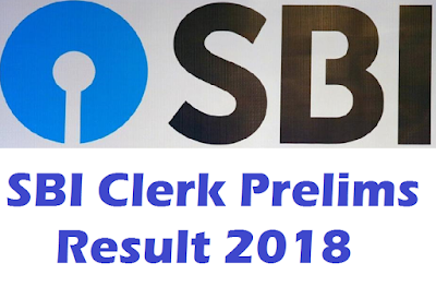 Image result for SBI Clerk Result 2018