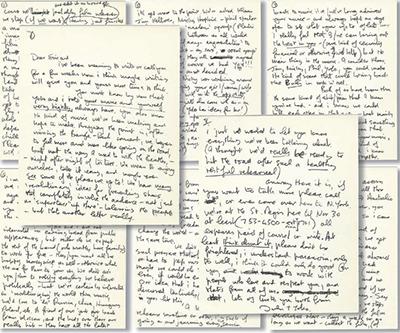 BOOKTRYST Extraordinary John Lennon Letter To Eric Clapton Join