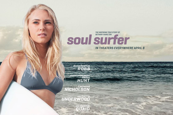 Actress In Soul Surfer: @edsouth's Wonderful World Of Blog: My Week In Movies