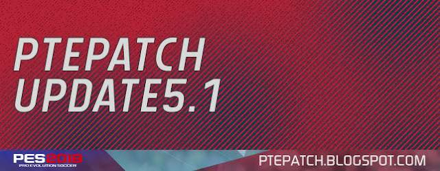 PTE Patch PES 2018