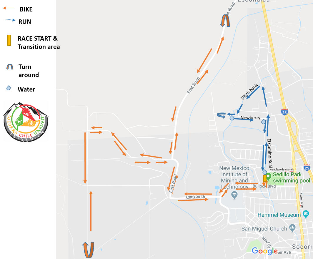 at the very least take a look at our course and consider coming out to cheer for participants
