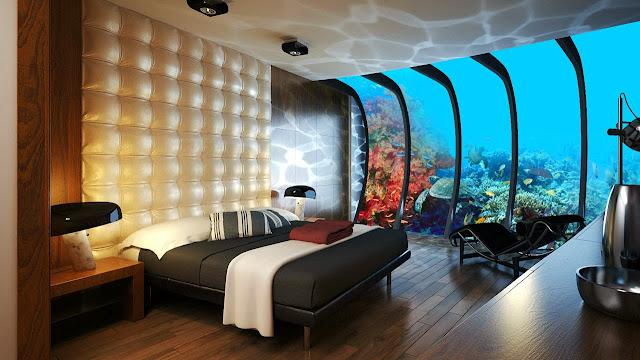 Travel Trip Journey: Hydropolis Underwater Hotel, Dubai