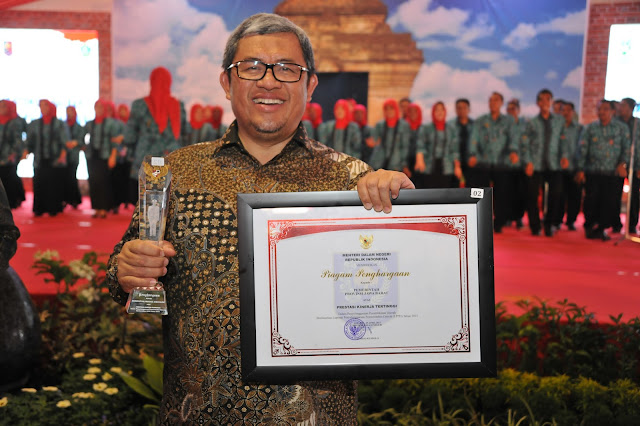 Kinerja Jawa Barat Dinilai Terbaik 235