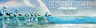 Rogue One A Star Wars Story Banner Poster 1