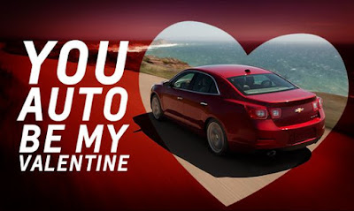 Auto Service Valentines Day Gifts for Your Car