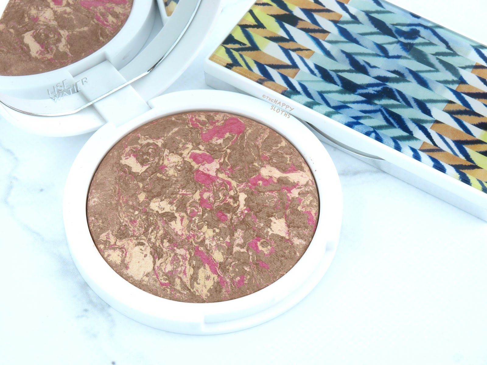 Lise Watier Summer 2017 Luxotika Bronzer: Review and Swatches