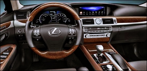 2017 Lexus LS 600h L Price and Release Date