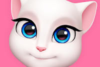 My Talking Angela 4.4.2.570 Full Mod + Megamod Download For Android