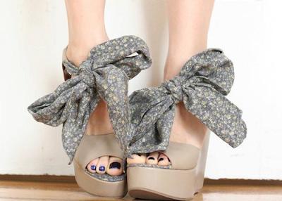 zapatos con plataforma para mujeres