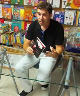 Christian Petrizi Autor Livro Implacável Sedução Inexorável Solidão