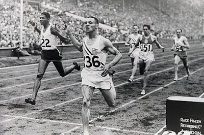 Fotografías antiguas de los Juegos Olímpicos