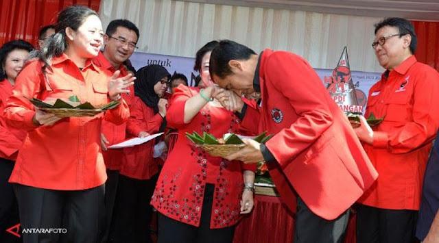"Terapkan ""Politik Curang"", Partai SBY Sebut Jokowi-Megawati Rusak Demokrasi"